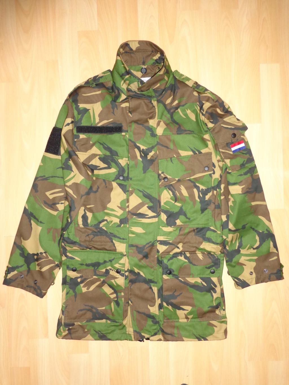 Dutch camo uniforms, newer versions from around 2008 onwards Dsc06018