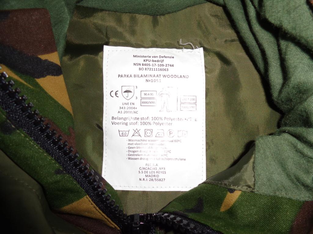 Dutch camo uniforms, newer versions from around 2008 onwards Dsc06225