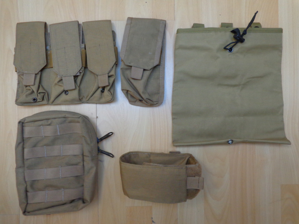 Dutch uniform and body armor as used in Mali, Fibrotex Fightex and Profile Equipment Moral SF, and more related gear (Profile, Diamondback) Dsc06538