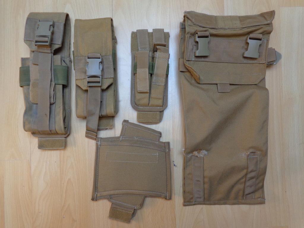 Dutch uniform and body armor as used in Mali, Fibrotex Fightex and Profile Equipment Moral SF, and more related gear (Profile, Diamondback) Dsc06541