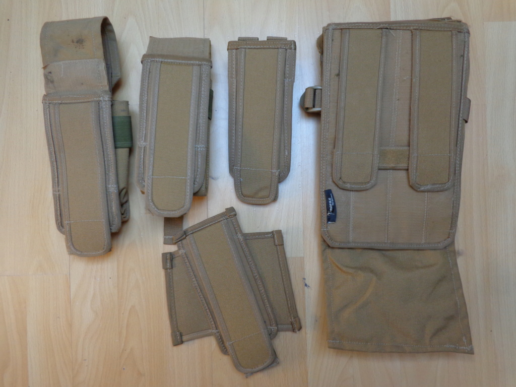 Dutch uniform and body armor as used in Mali, Fibrotex Fightex and Profile Equipment Moral SF, and more related gear (Profile, Diamondback) Dsc06542
