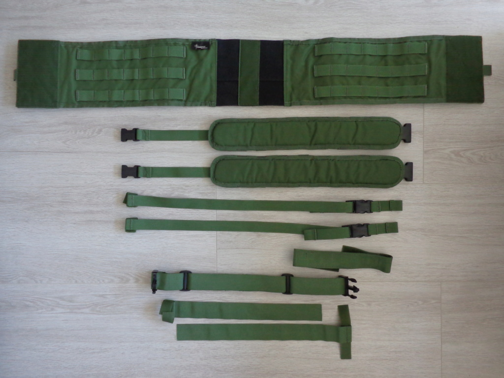 Dutch uniform and body armor as used in Mali, Fibrotex Fightex and Profile Equipment Moral SF, and more related gear (Profile, Diamondback) Dsc06884