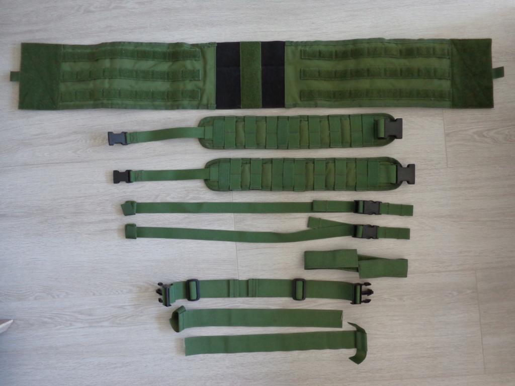 Dutch uniform and body armor as used in Mali, Fibrotex Fightex and Profile Equipment Moral SF, and more related gear (Profile, Diamondback) Dsc06886