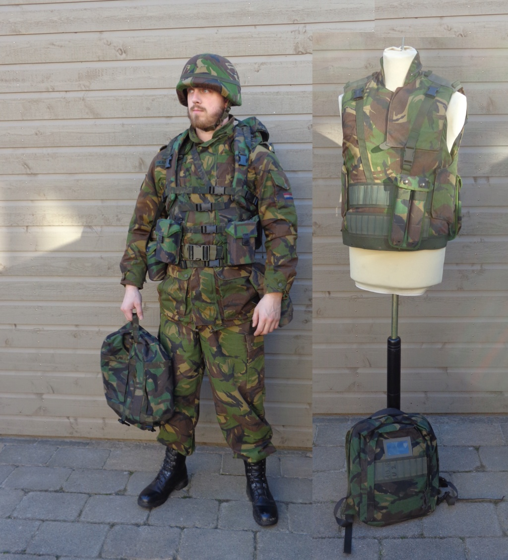 Dutch army loadout displays (cold war era) - Page 3 Nederl13