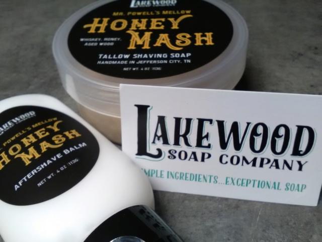 Présentation de la marque Lakewood soap company Img_2112