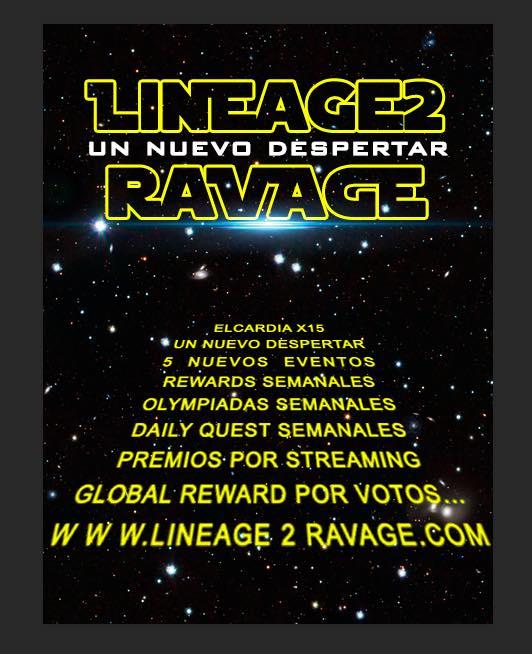 Lineage 2 Ravage El Nuevo Despertar English 42694311