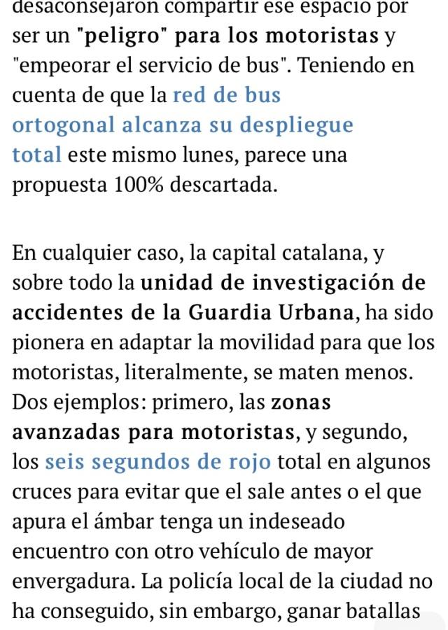 Manifestacion contra la prohibicion de motos en Barcelona  0920a610