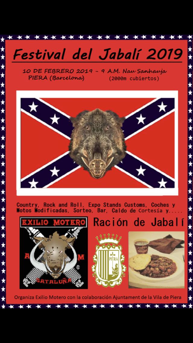 SALIDAS (CAT): Festival del Jabalí a Piera. 10.02.2019 13e2ff10