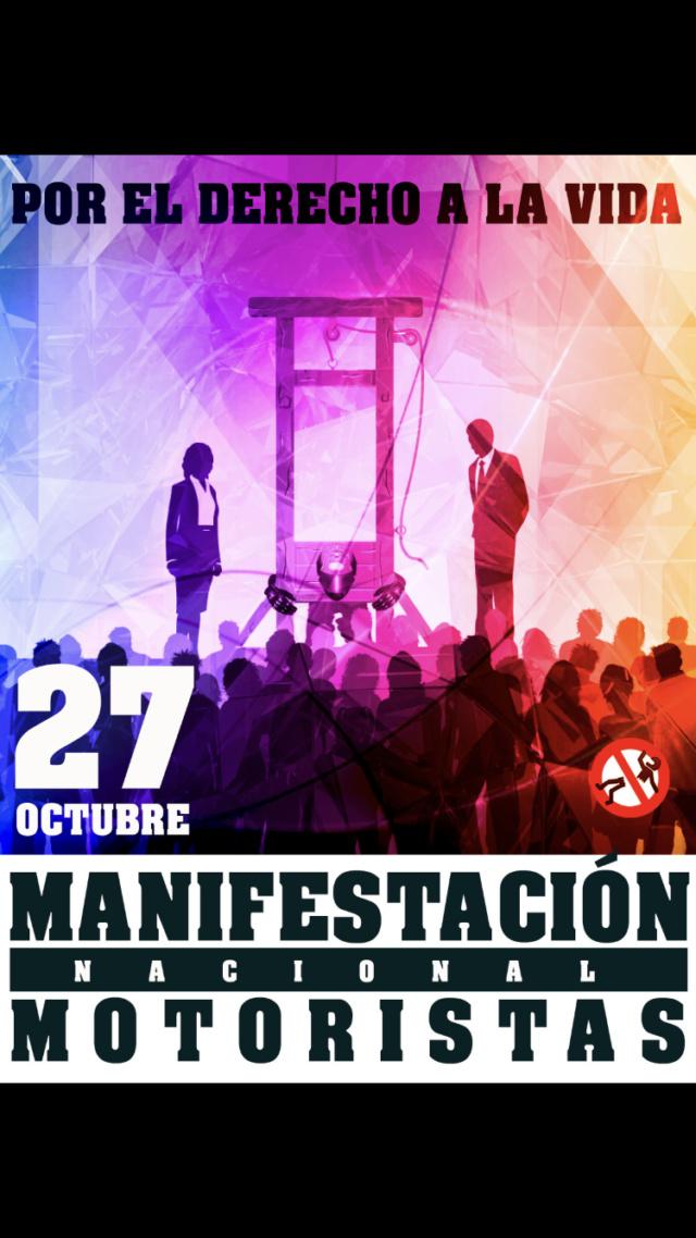 CONCENTRACIÓN/MANIFESTACIÓN POR LA VIDA (ESP). 2482a610