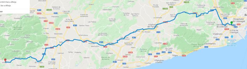 SALIDAS (CAT) Ruta de Domingo el próximo día 17 de Noviembre 2019. 45479510