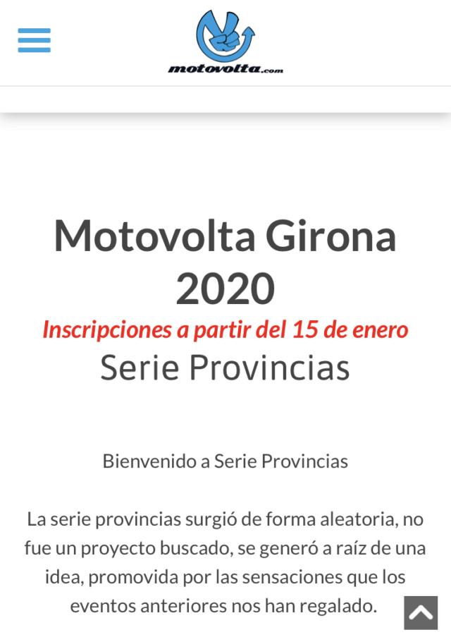 SALIDAS (CAT) Motovolta 2020 Series Provincias Girona 4cd4a710