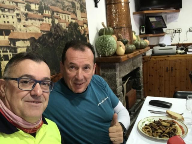 SALIDAS (CAT) Ruta del Viernes  Almuerzo en Castellano de N'hug 74a4f410