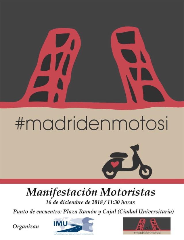 Manifestación Motoristas en Madrid (MAD) 75298c10