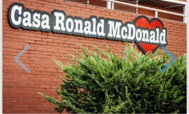 SOLIDARIA (CAT): Casa Ronald Mcdonals. 10.11.2019  9a716410