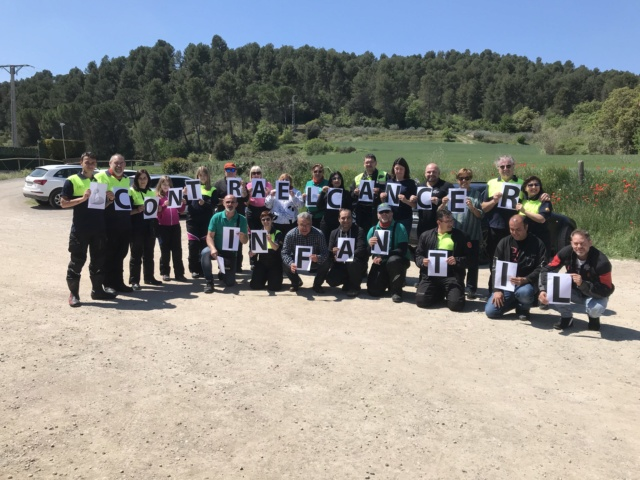 SALIDAS (CAT): Solidaria La Abadia 28.04.2019 Aa55c310