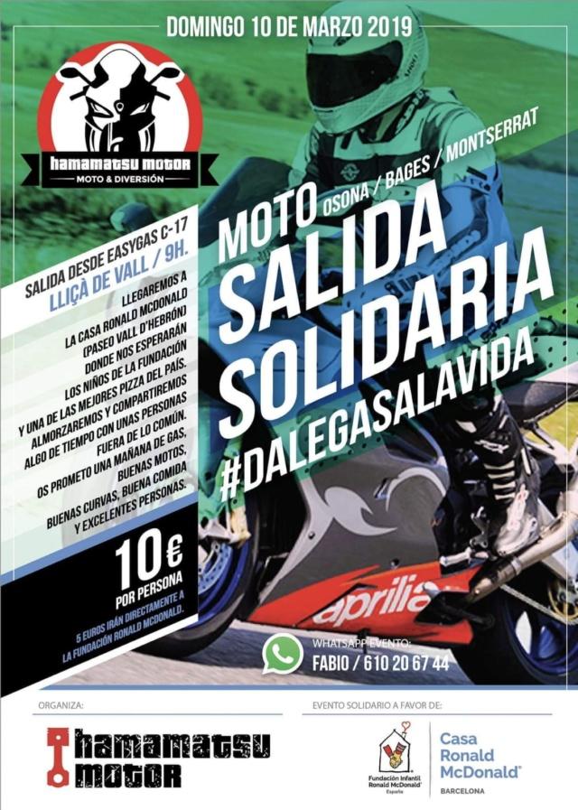 SOLIDARIA PRO CASA RONALD MCDONALS 10/03/19 Ade74310