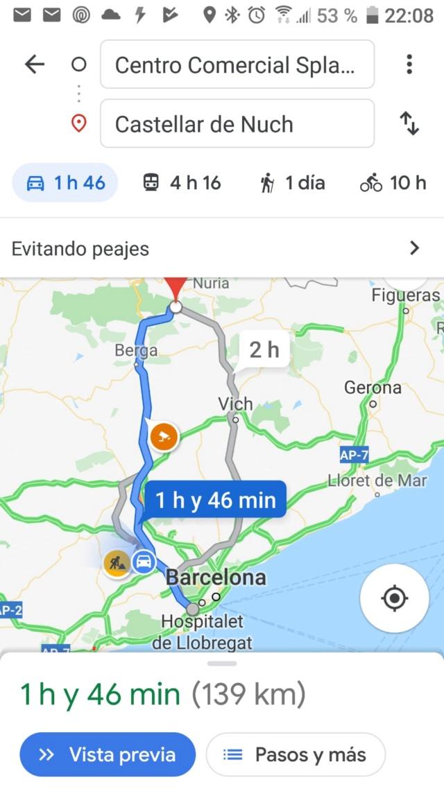 SALIDAS (CAT) Ruta del Viernes  Almuerzo en Castellano de N'hug Cfe70a10