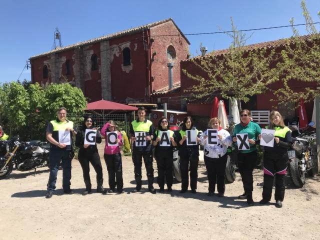 SALIDAS (CAT): Solidaria La Abadia 28.04.2019 E5969710