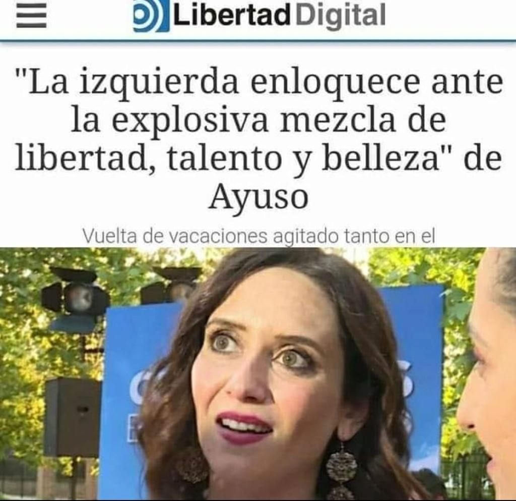 Isabel Díaz Ayuso Screen37