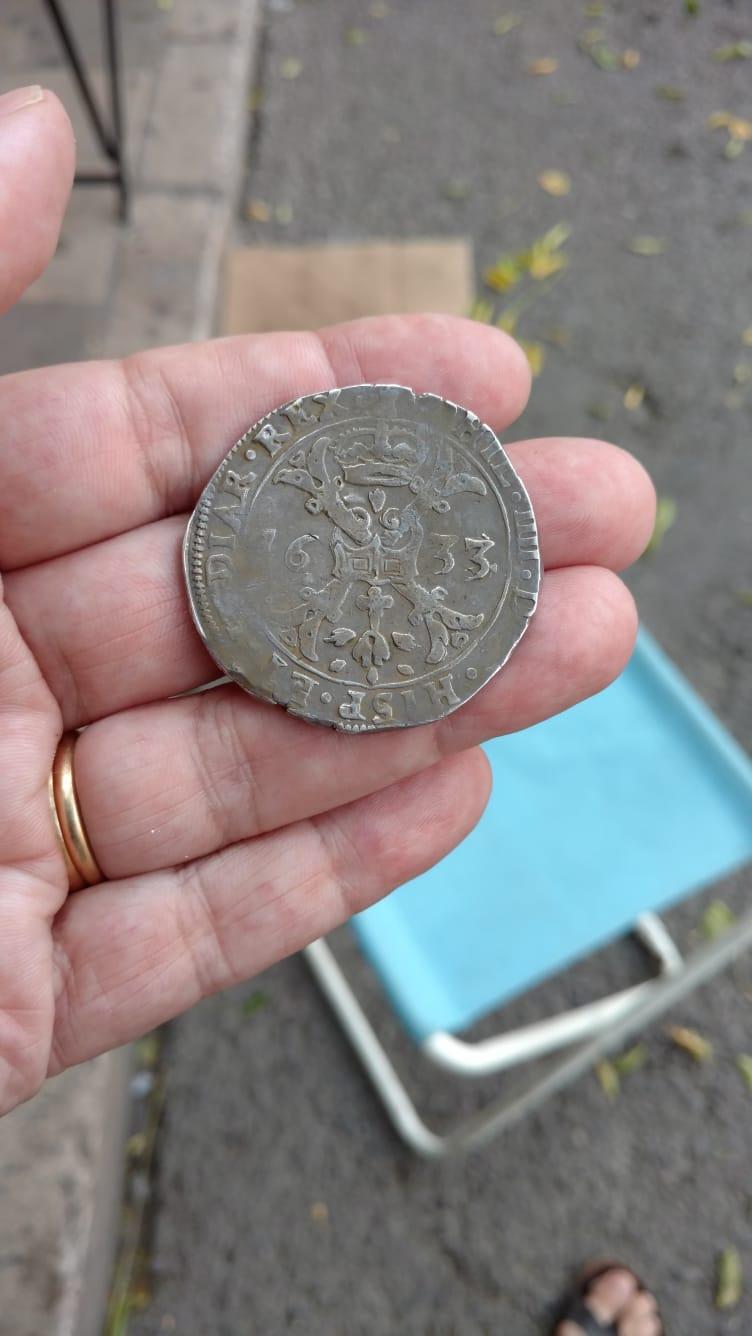 Patagon de Tournai, 1633. Po10