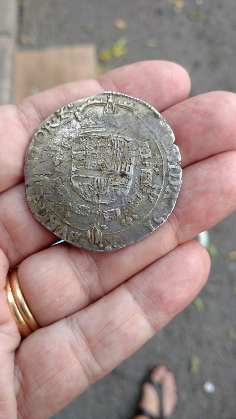 Patagon de Tournai, 1633. Po110