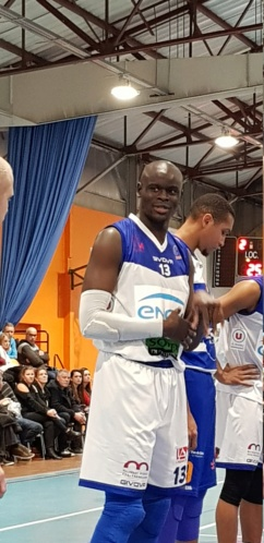 [J.14] Mulhouse Pfastatt BA (1er) - Basket Club Lievinois (8ème) : 79-57 20190110