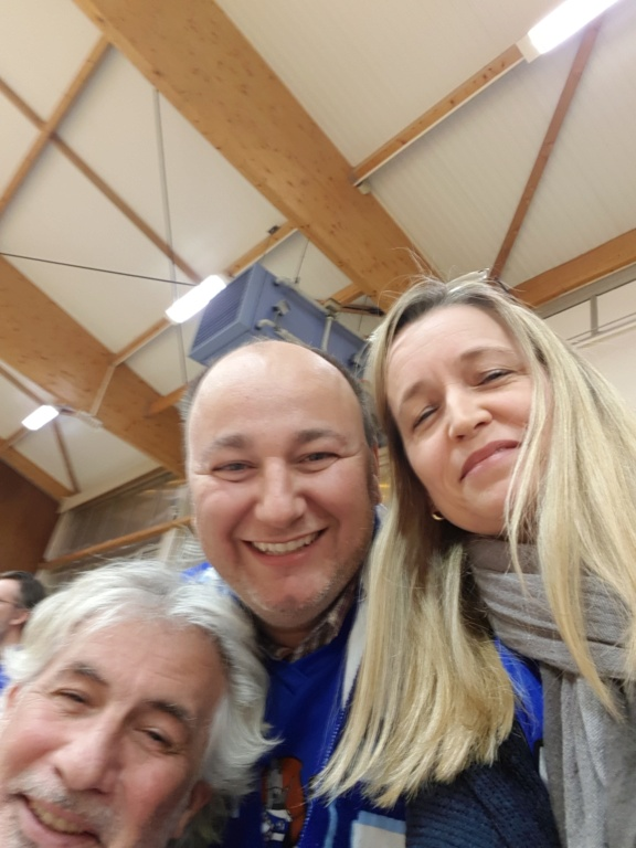 [J.19] Amicale Laïque Lons-le-Saunier (3ème) - Mulhouse Pfastatt BA (1er) : 53-67 20190310