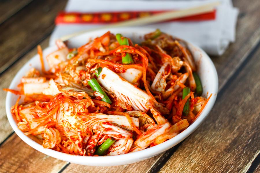 El aroma de la buena cocina Kimchi10
