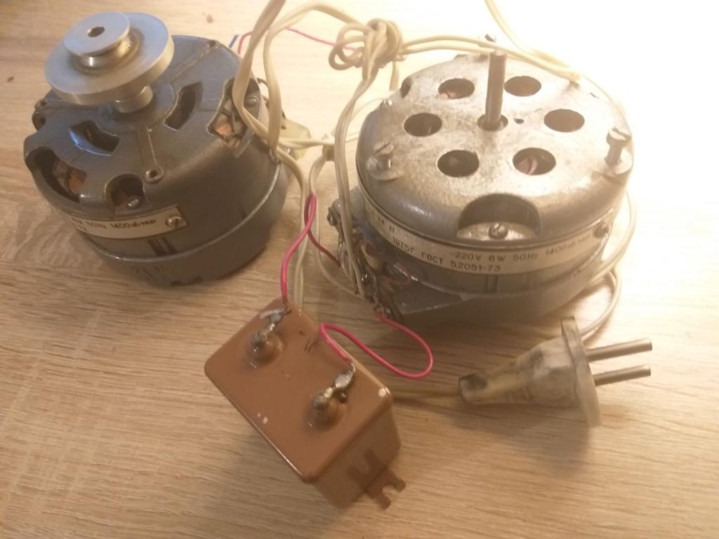 Конструкции звукозаписывающих аппаратов - практическая часть - Страница 6 20190517