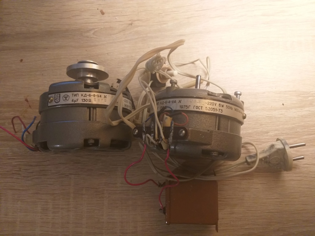 Конструкции звукозаписывающих аппаратов - практическая часть - Страница 6 20190518