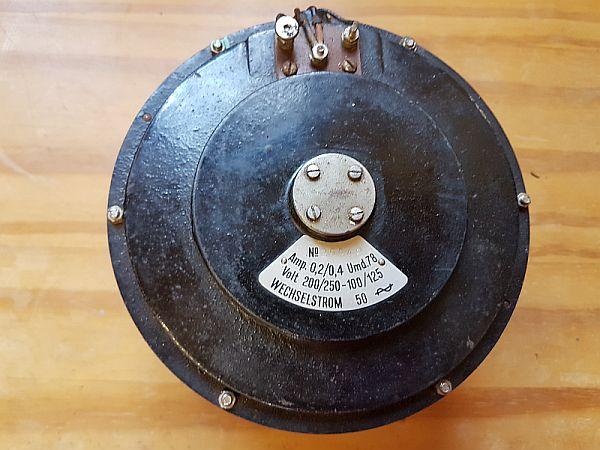 Конструкции звукозаписывающих аппаратов - практическая часть - Страница 2 Motor10