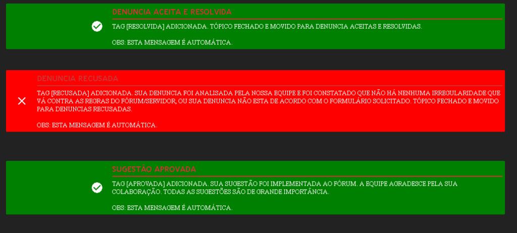 Mensagens moderativas Screen12
