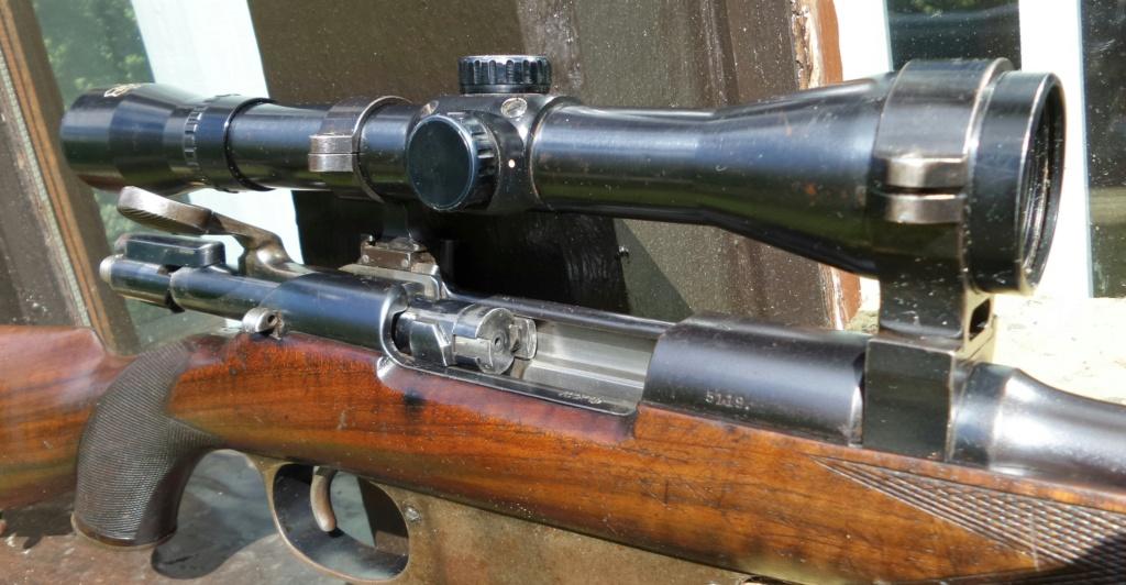 Steyr 1893 sporting rifle 20200811