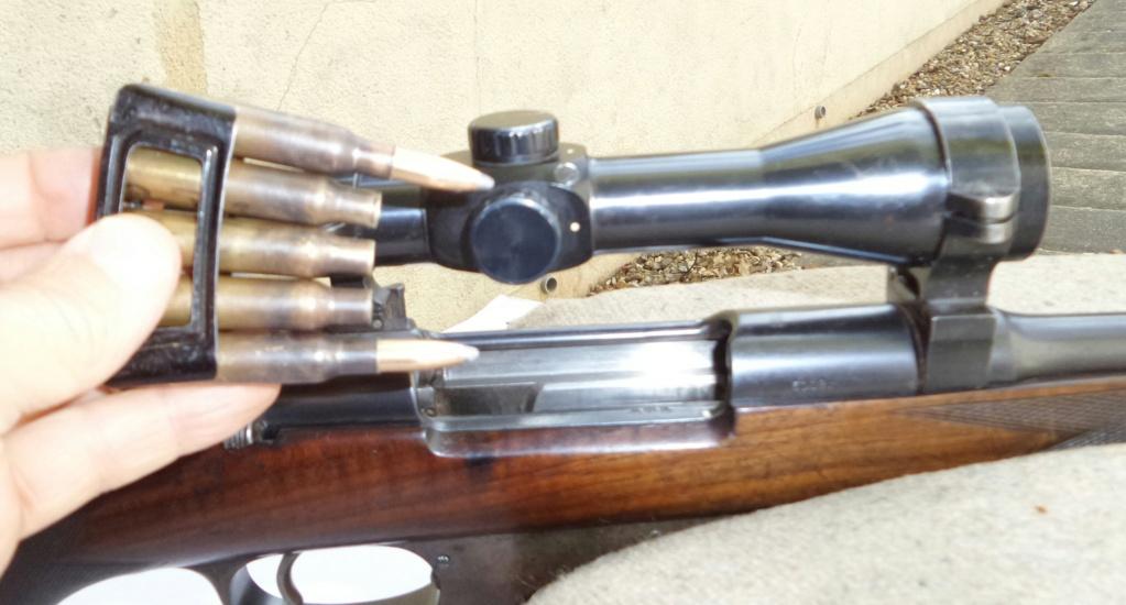 Steyr 1893 sporting rifle 20200822