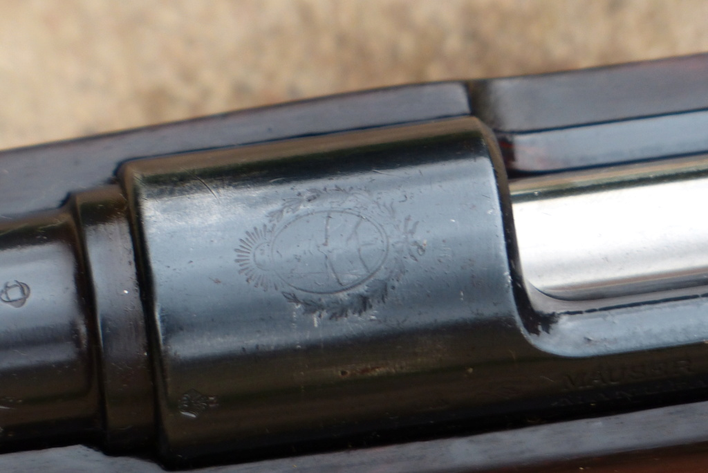 LUDWIG LOEWE MODELO 1895 Mauser12