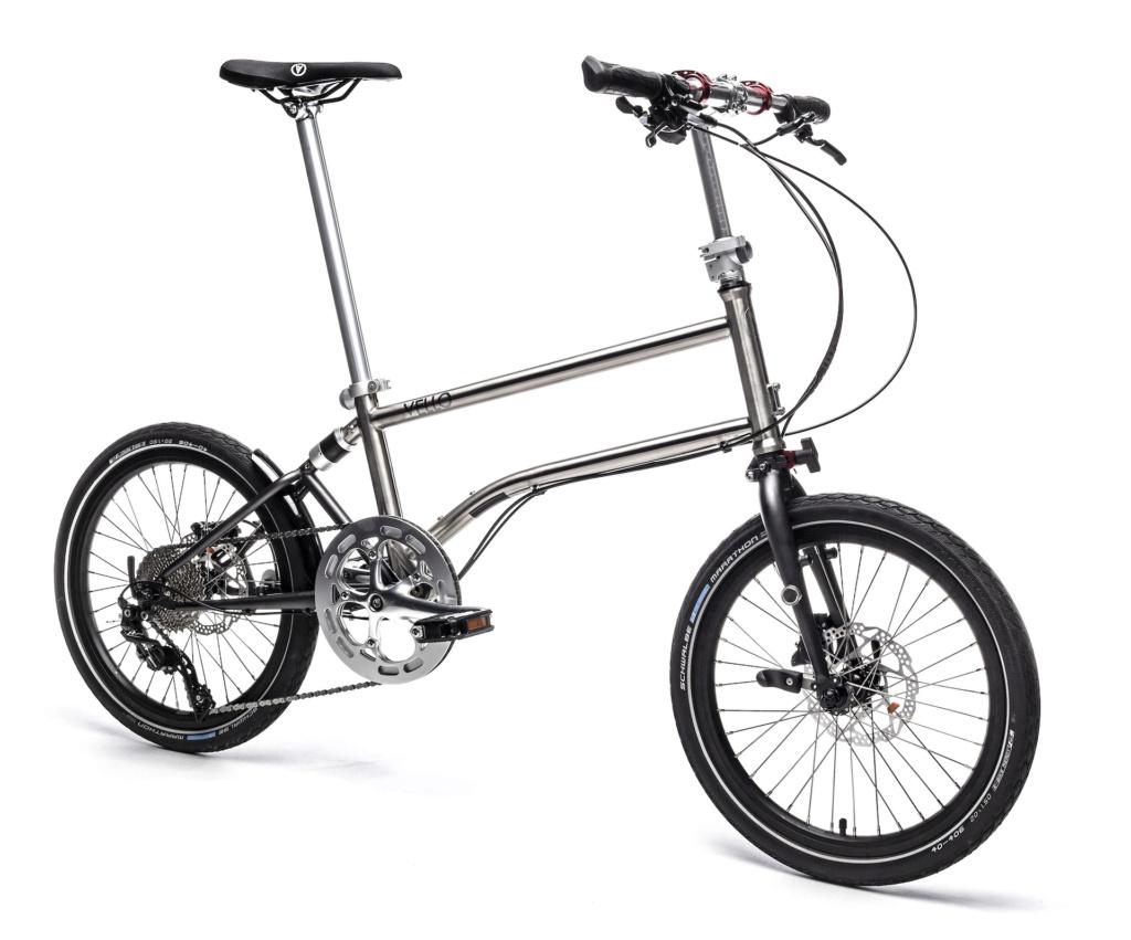 Vello bike 20200710