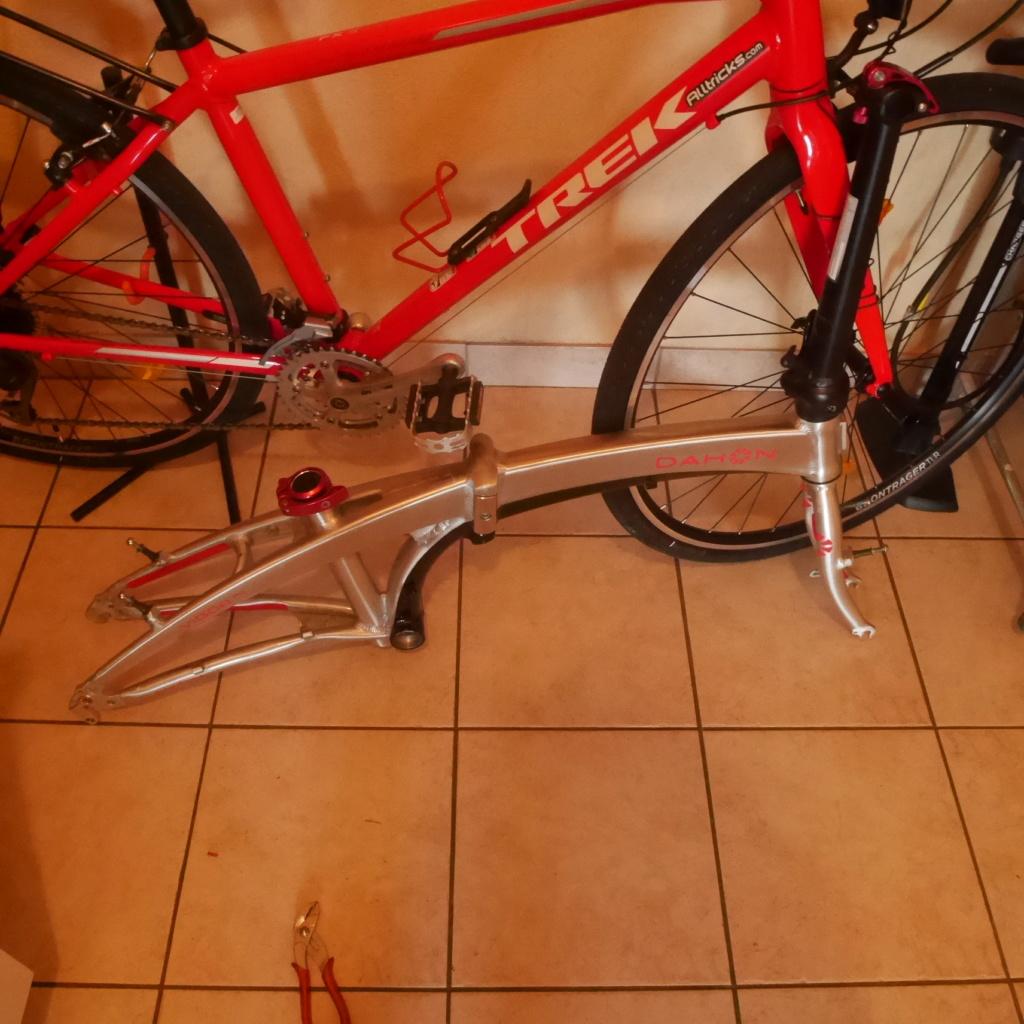 [Vente annulée] Vélo Dahon Vigor P9 P1000812