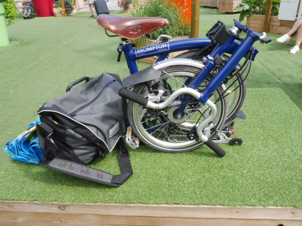 Sac de transport du Brompton P1030716