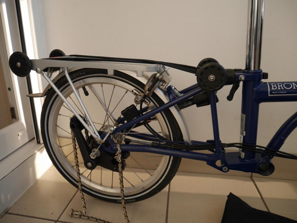 [VENDU] Vends Brompton M6R Bleu : de nouveau en vente P1040012