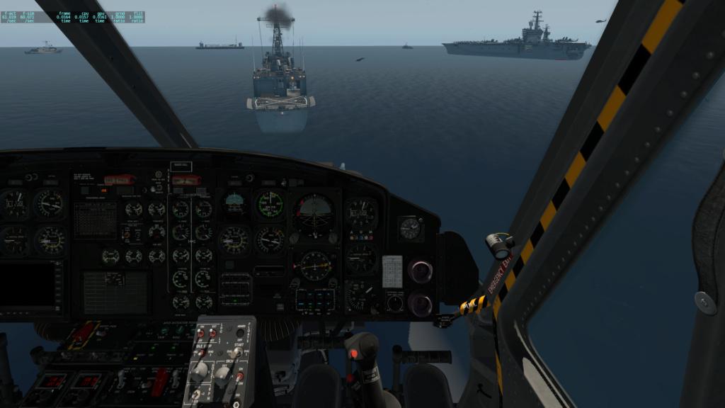 Belgian Navy Bell4110