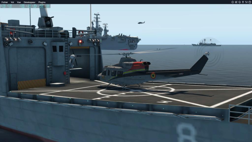 Belgian Navy Bell4111