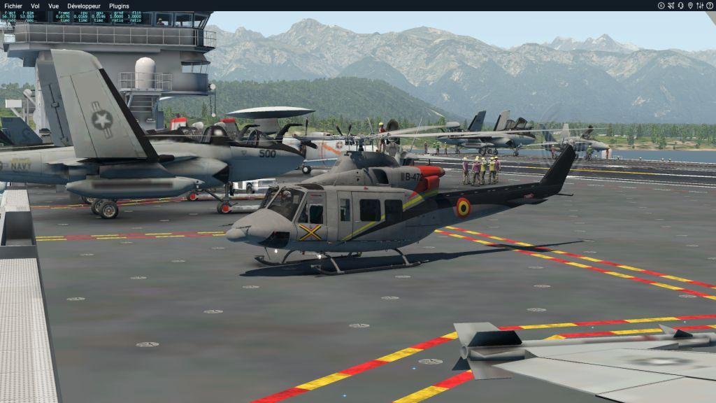 Belgian Navy Bell4167