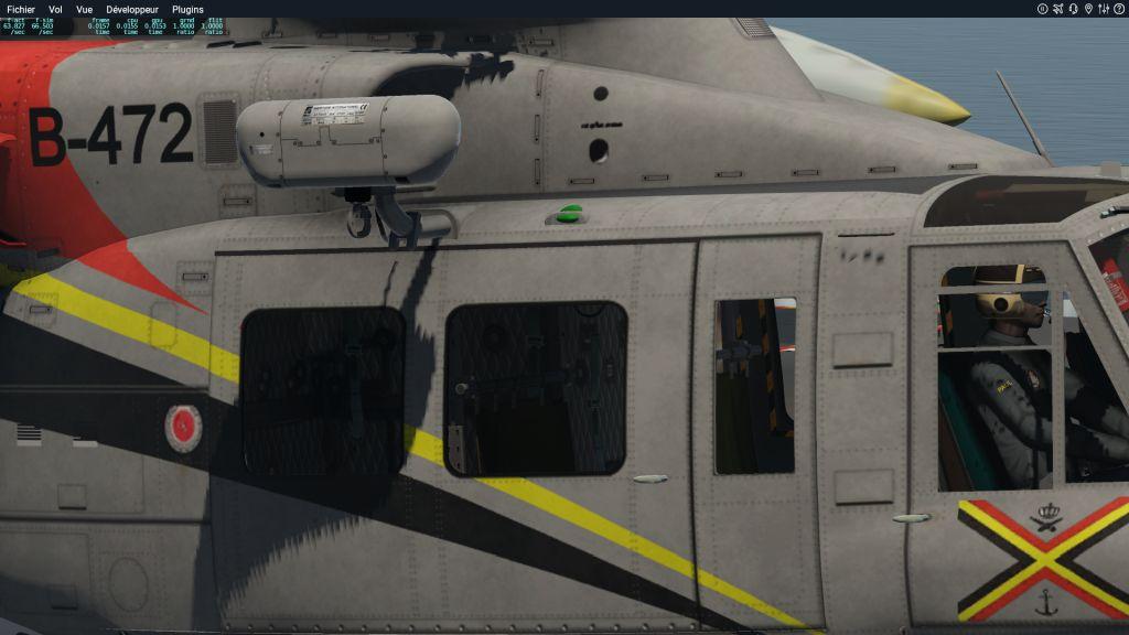 Belgian Navy Bell4169