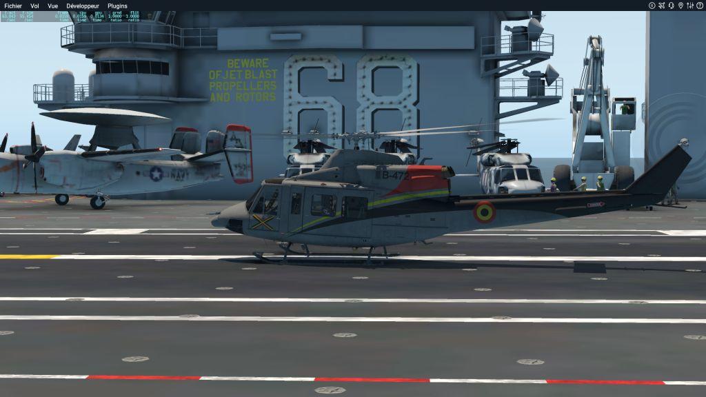Belgian Navy Bell4170