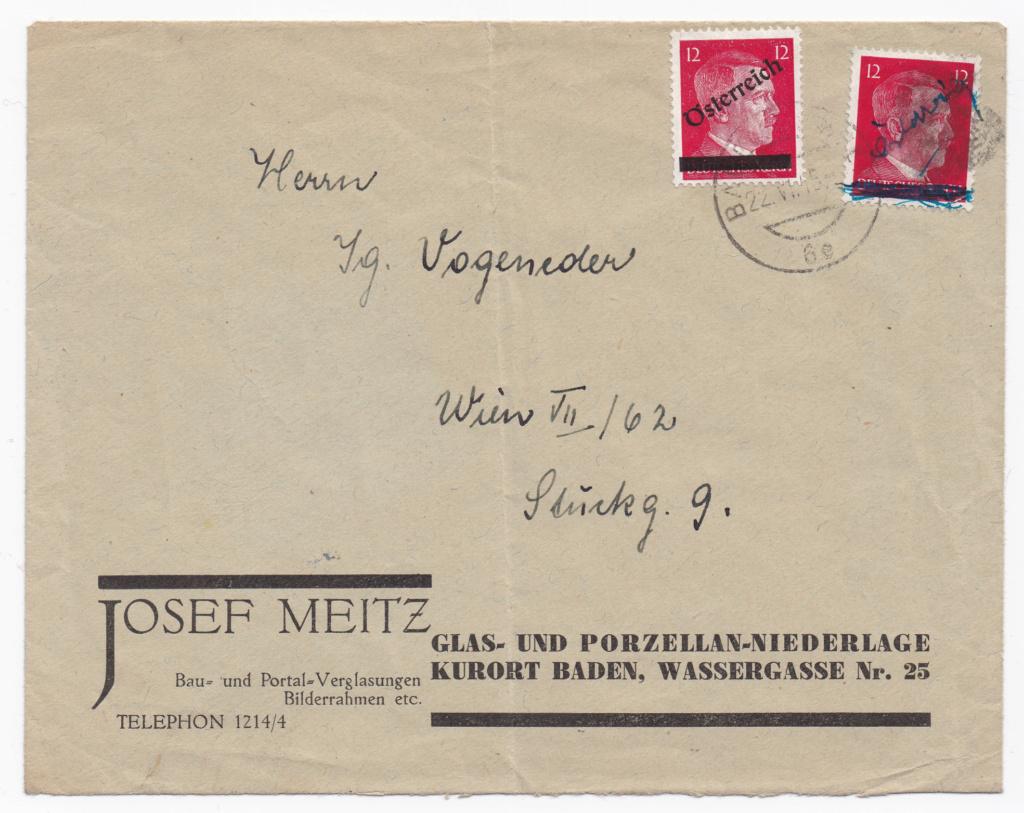 I. Wiener Aushilfsausgabe, erste Ausgabe - Seite 2 Brief_10