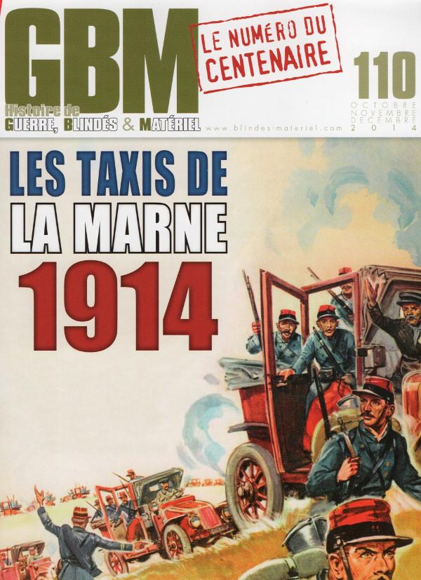Diorama : Galiéni à la rescousse de l'armée Française 6 et 7 septembre 1914 Gbp_ta10