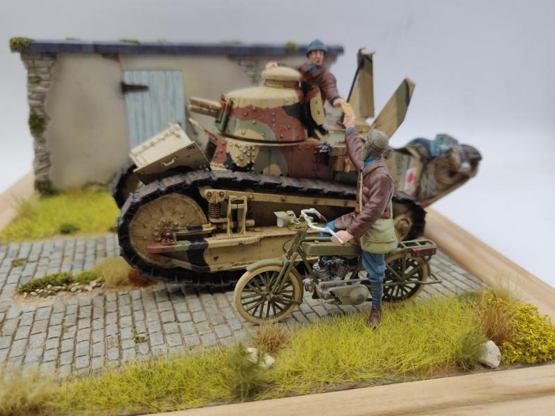 Eté 1918 en Picardie, Char Renault FT 17 - Page 6 Img_1051
