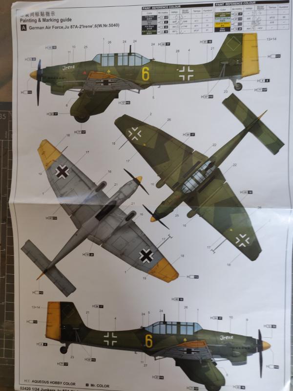 Junker Ju 87-A Stuka 1/24 Img_1059