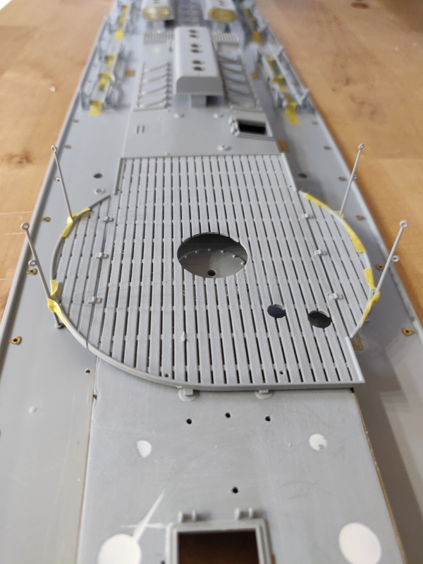 Schnellboot Type S38 1/35 Italéri - Page 9 Img_1788