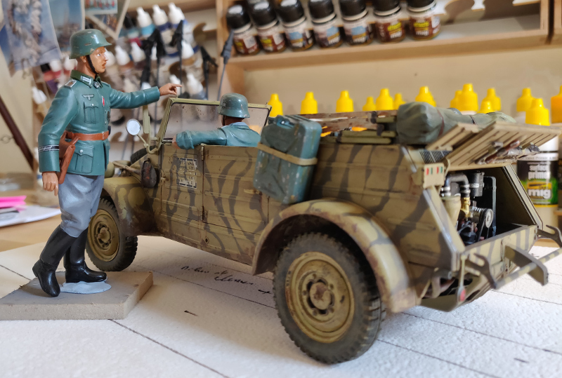 Kübelwagen type 82 1/16 Tamiya - Page 2 Img_2014